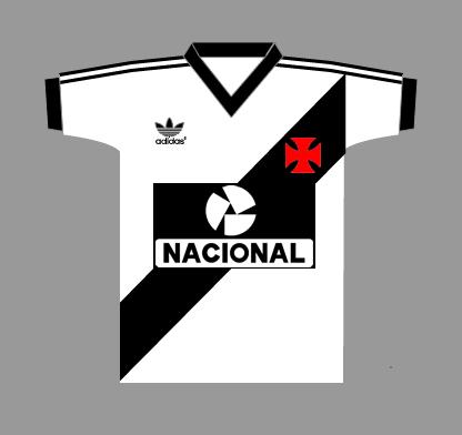 Camisas Vasco (1980 - 2000) (4/6)