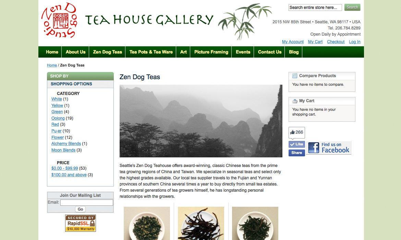 Teahouse Gallery