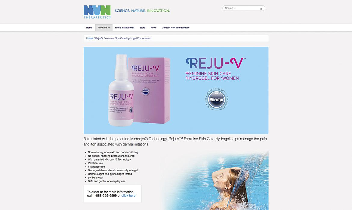 NVN Product Page
