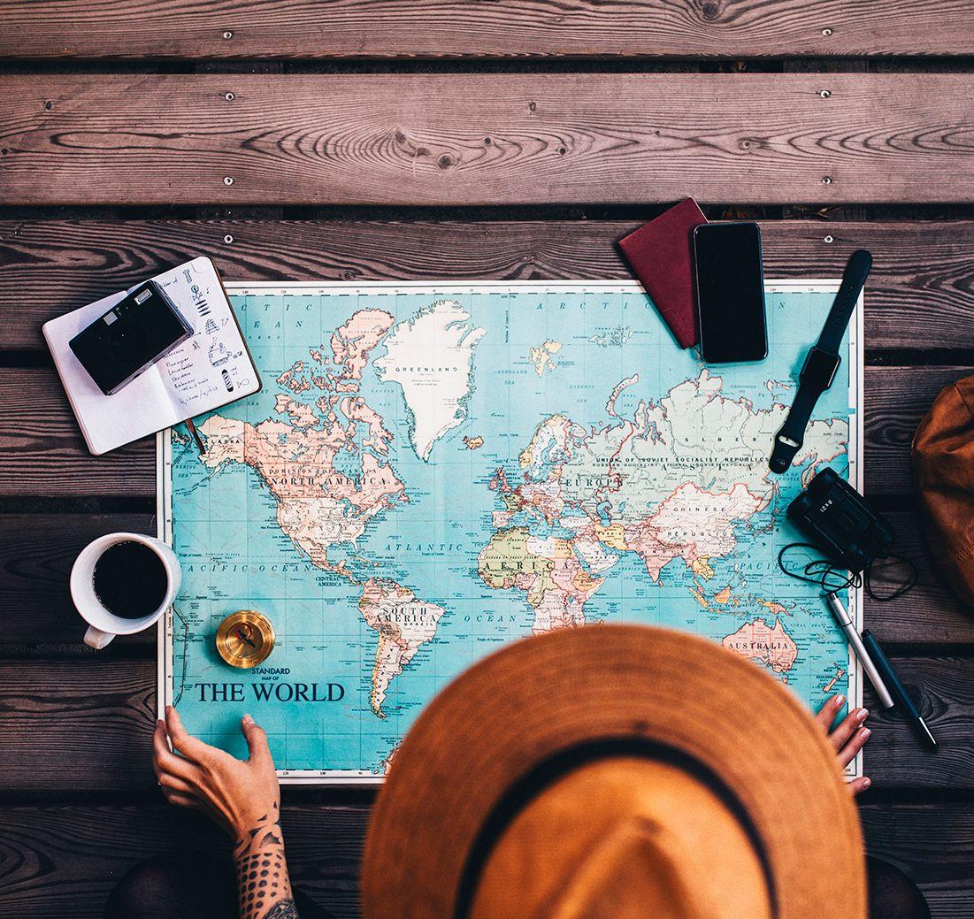 Imagem de turismo no site IN Corporate Magazine