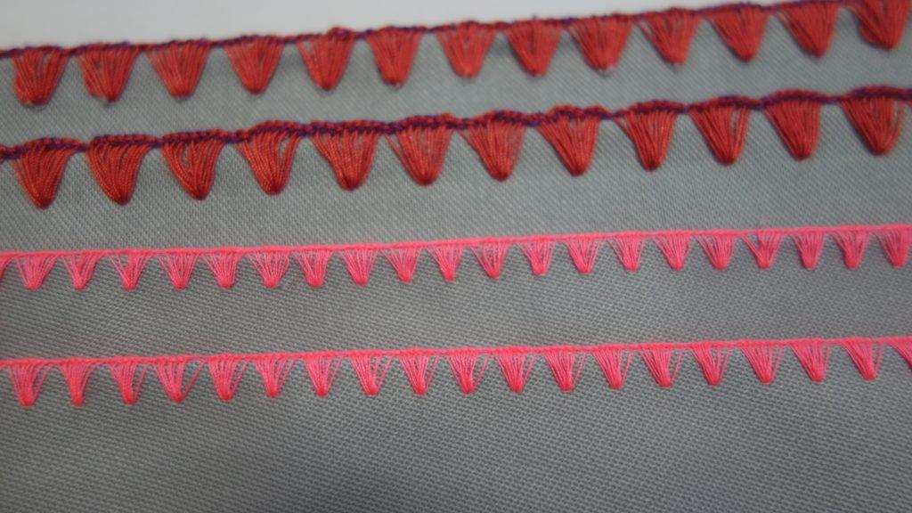 Ponto de concha XL acessório para vestuário e têxtil lar da empresa Envicorte