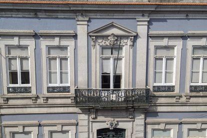 Fachada do Sindicato dos Enfermeiros no Porto