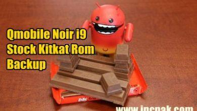 Photo of QMobile Noir i9 Stock Kitkat Rom