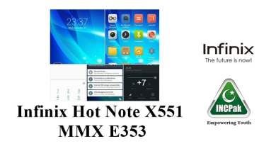 Photo of MMX E353 for Infinix Hot Note & Pro