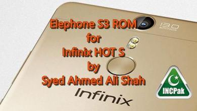 Photo of Elephone S3 ROM for Infinix HOT S [6.0.1]