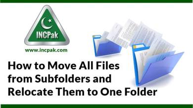 Photo of How to Move All Files from Subfolders and Relocate Them to One Folder