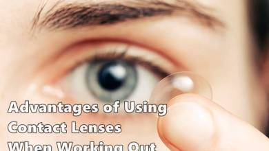 Photo of Advantages of Using Contact Lenses When Working Out