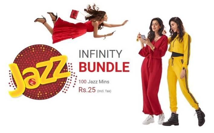 Jazz Infinity Bundle Package
