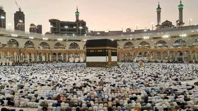 Photo of Saudi Arabia cancels Hajj 2020 for Foreign Pilgrims