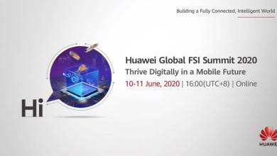 Photo of Huawei Holds Global FSI Summit 2020 on Digital Transformation, Cloud, AI, & 5G Capabilities