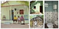 Antes e depois: assentados melhoram condições de habitação