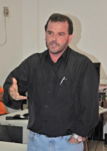 César Aldrighi, diretor de Desenvolvimento de Projetos de Assentamentos