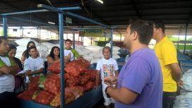 Comunitários são capacitados em logística de produção agrícola