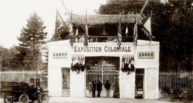 Expozitia colonialista