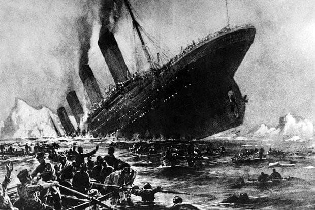 Coincidente - Titanic