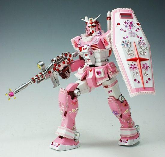 pink gundam 4