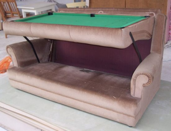 snooker couch