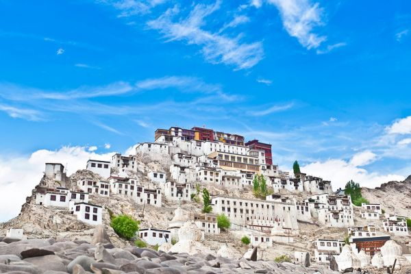 Thikse Monastery, India