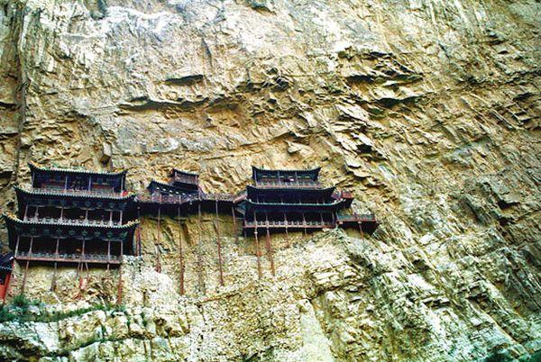 Xuan Kong Si Monastery, China