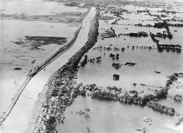 1887 Yellow river flood