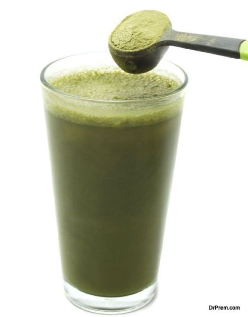 Homemade Protein Drink