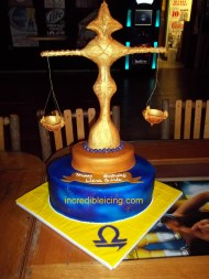 #51- Libra Cake