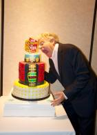 #208- Jerry Springer doesn't want to share the Price is Right Cake with anyone!