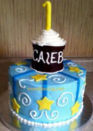 A Litle Boy's Cake