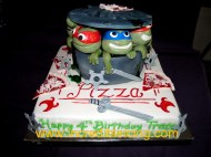 #333- Turtle Pizza