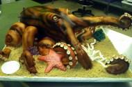 #181- 3 Ft. Octopus!