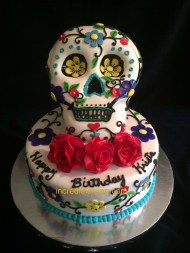 #321- Sugar Skull