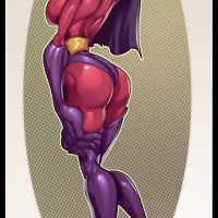 "Violet Parr displaying us her hottest ""bod""! (Non-naked by Wagner)"