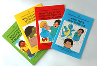 Wally's Detective Books