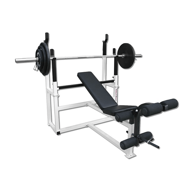 Deltech Fitness Olympic Squat Combo Bench Df1050