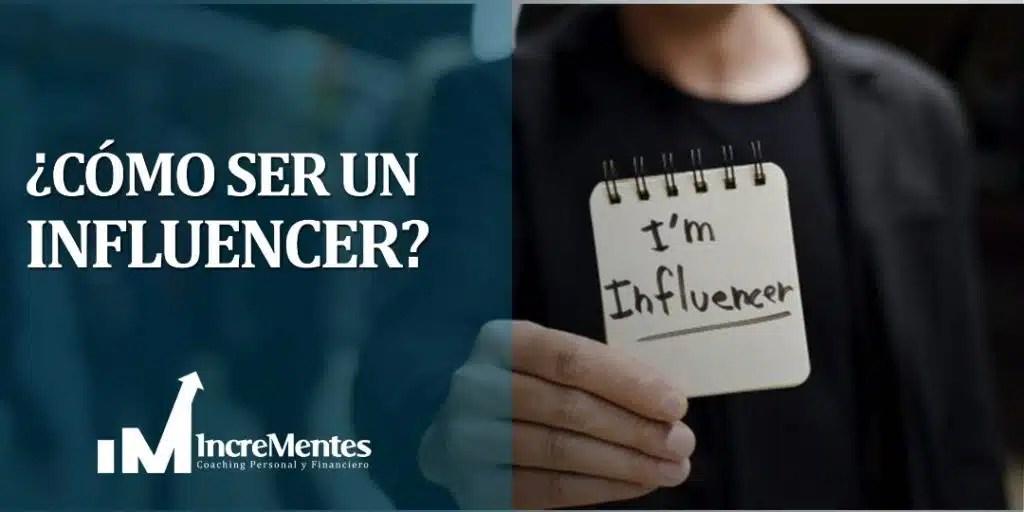 ¿Cómo se convierten los emprendedores en influencers?