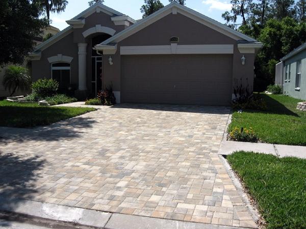 pavers vs stamped concrete increte