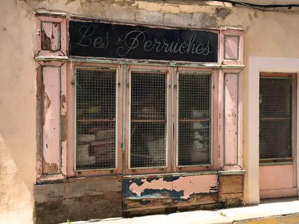 Montélimar au passé : les vieilles boutiques du Grétamont
