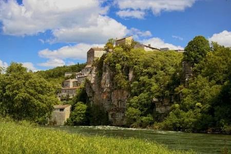 Voyage à Balazuc en Ardèche