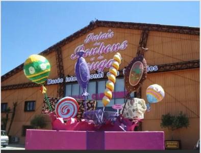 Palais des bonbons et des nougats