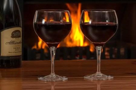 Des vins au domaine de Viret