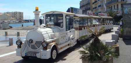 Petit Train à Sète