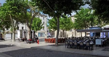 Place des Clercs à Valence