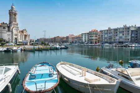 Vieux port de Sète