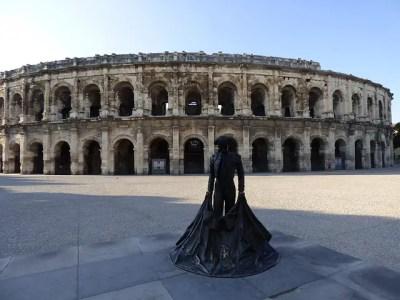 ville romaine en Provence