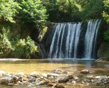 la cascade blanche drôme