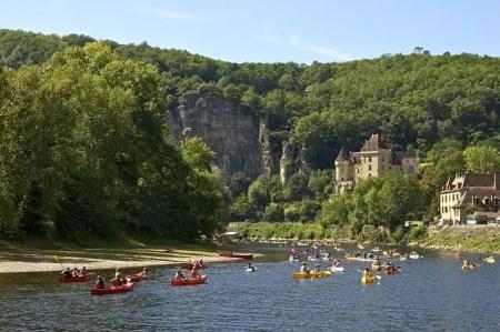 Kayak et canoë en Ardéche