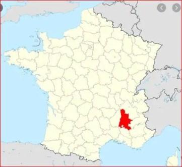 prononcer Montélimar et Drôme