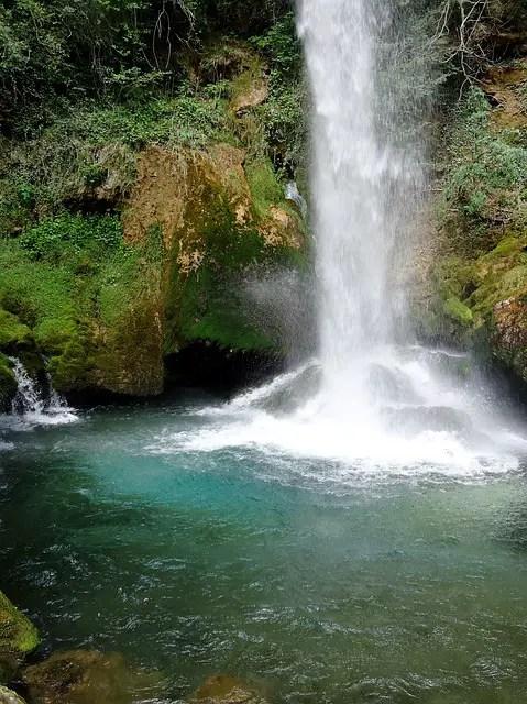 Base de loisirs et plan d'eau à Montélimar
