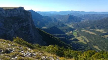 Vallée de Drôme à Montélimar