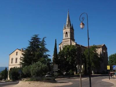 vieille église bonnieux